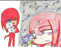 Knuckles... Romance Want? by cmara