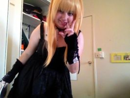 Misa Amane Completed by HikaruToTheHeart