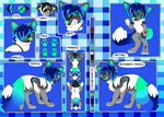 ..: Finch Reference Sheet 2014 by FlNCH-FACE