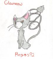 Glameow by RoXoS92