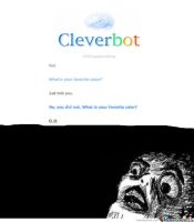 Cleverbot by kylexcraig