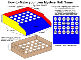 How-to Make a Mystery Roll Game by Gamekirby