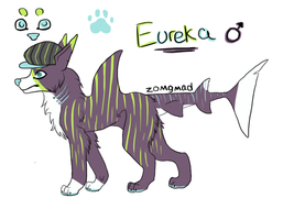 Eureka Ref by zomgmad