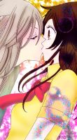 kamisama kiss by carlangas531