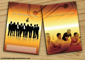Cousres Guide Cover 3 by MahdyDesigns