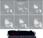 Gerard Way journalskin 2 by My-Mental-Fiction