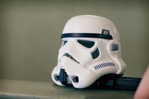 Stormtrooper Helm - Voroneg 2012 by andrewhitc