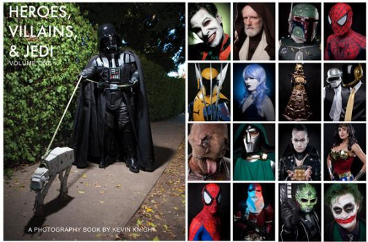 Free Cosplay iBook in the iTunes store by theshutterclick