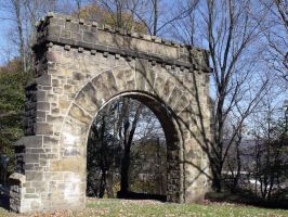 Chapin Arch 01 by MorganCG