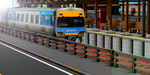 Melbournes Comeng Train by MrToastyy