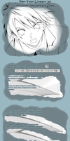 Pen Tool Lineart Tutorial by yousam