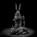 Kill,Kill,Rabbit,Kill by Stalk-Von-Dark