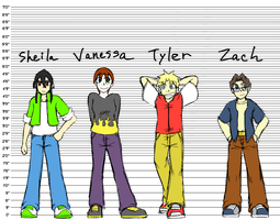 PaG Nov Prompt: Character heights by Samurai-Sky