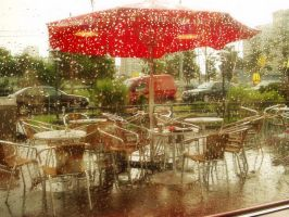 the rain is over by 6igella