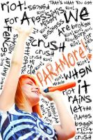 Paramore. by lucamoraes