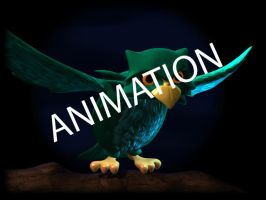 Owl Animation 2 by lisarts