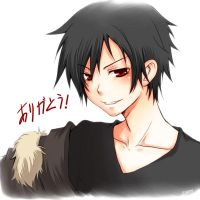 DRRR : IZAYA Thx by MaowDao
