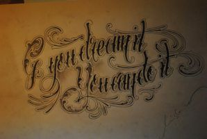 If you dream it - Request by KrisHanson