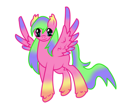 Pony Adopt  by AncientKyuubi