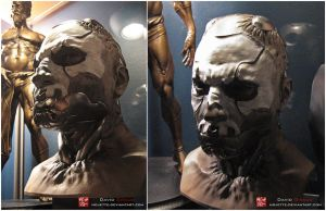 Cyborg bust final by mojette