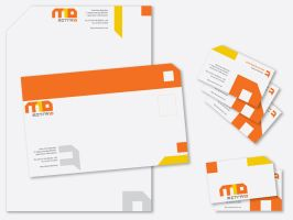 Mitra10 Stationery Kit by pu3w1tch
