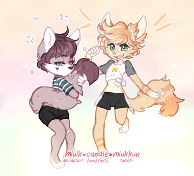 gimme gimme gimme that love by miulk