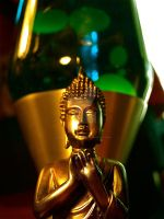 Groovy Buddha by AquarianPhotography