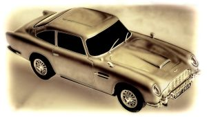 Bond DB5 HDR by NickField