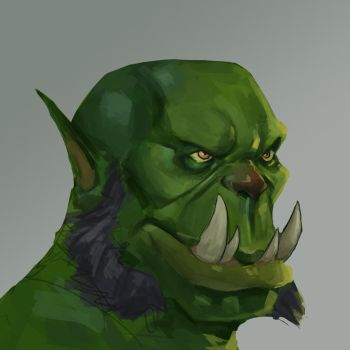 Orc by Nuxxe