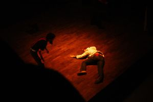 Blood on the Dance Floor by haiderali