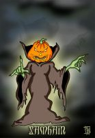 Ghostbusters - Samhain by Bleezer