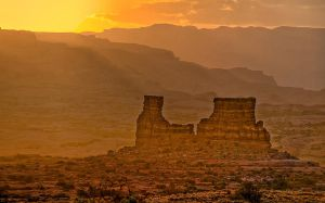 Sunrise at Arches, USA by Minorhero