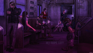Resident Evil  No hope left by SerafenaJune