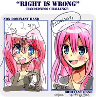 Right is wrong meme... by deaeru