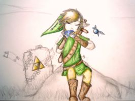 Ocarina by lullabyly