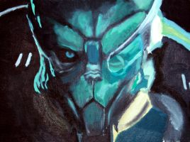 Garrus by Rshupe