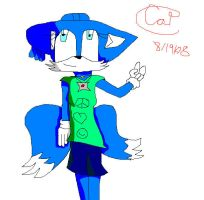 Carly MS Paint by Carlythefox