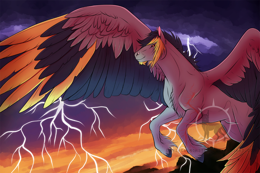 Tempest by ManiacalMonsterr