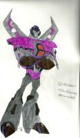 Starscream Animated by Shadowismrevilgecko