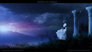 Winds of Change by RazielMB