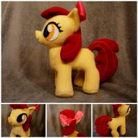 Applebloom MLP:FIM Plushie by Arualsti