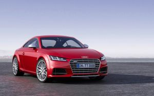 2014 Audi TTS Coupe by ThexRealxBanks