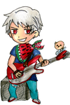 Prussia chibi by APHnation-Prussia