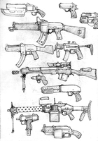 Guns by McGibs