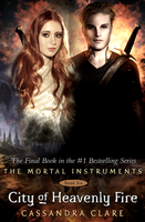 City of Heavenly Fire ***FANMADE COVER*** by 4thElementGraphics
