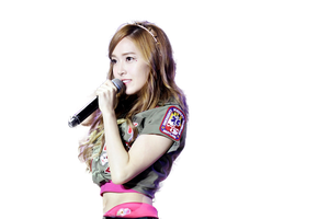 [PNG/Render #1] SNSD's Jessica by ddhAngela