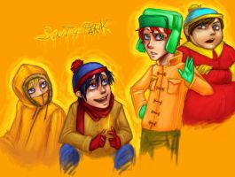 South Park by Rivan145th
