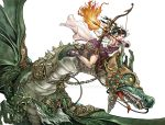 Dragon Rider by daxiong
