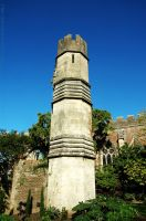 Athene Noctua Tower by EarthHart