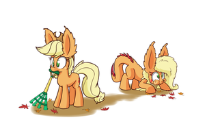 A Most Efficient Rake by Heir-of-Rick